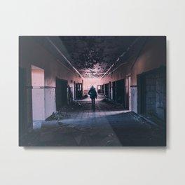 Haunting 10 Metal Print