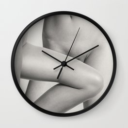 Two Lesbian Lovers Wall Clock