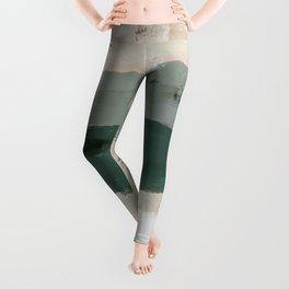 Paint Stripes Leggings