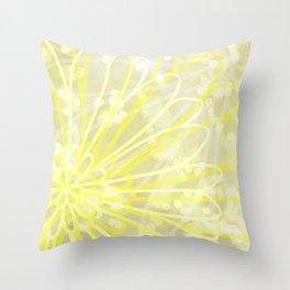 Douceur - Sweetness Throw Pillow