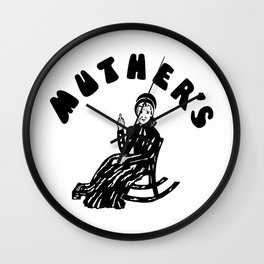 Muther's Music Emporium Wall Clock