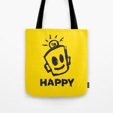 HAPPY  Tote Bag