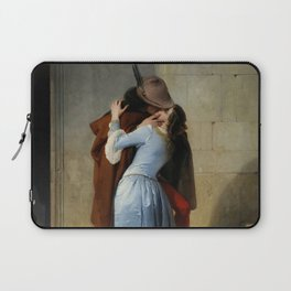 The Kiss (Il Bacio) - Francesco Hayez 1859 Laptop Sleeve