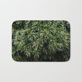 Coniferous Rainforest Bath Mat