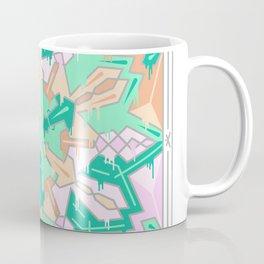 Drippy mandala Coffee Mug