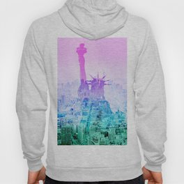 STATUE OF LIBERTY NEW YORK Hoody
