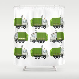 Recycle Shower Curtains