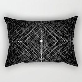 Sector Rectangular Pillow