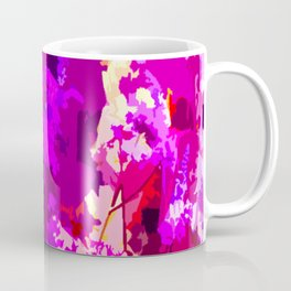 Bouquet In The Blender Coffee Mug