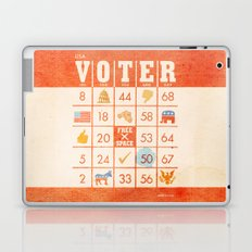 The Bingo Vote Laptop & iPad Skin
