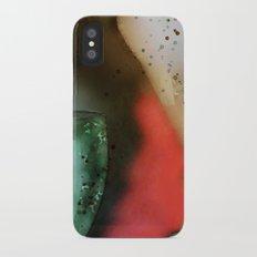 Breath Art #4  iPhone X Slim Case