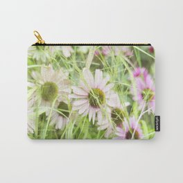 Rose Fleur Carry-All Pouch