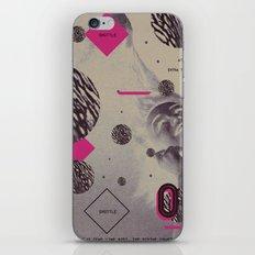 SHUTTLE 00 iPhone & iPod Skin