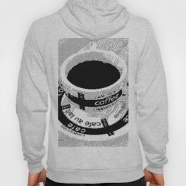 Morning Coffee Rule 126 Hoody
