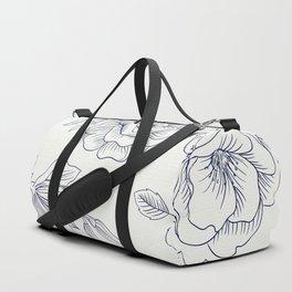 Vintage Roses x Springflowers Duffle Bag