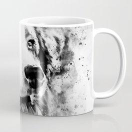 australian shepherd dog 2 wsbw Coffee Mug