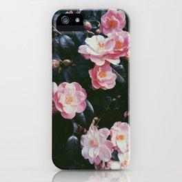 camelia London iPhone Case