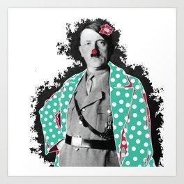 Ridiculus Clown Art Print