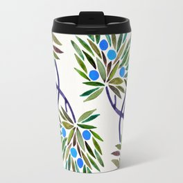 Bonsai Fruit Tree – Blue Palette Travel Mug