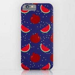 Yalda Night iPhone Case