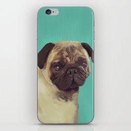 PUG! iPhone Skin
