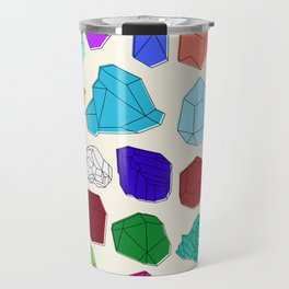 Gemstones Travel Mug