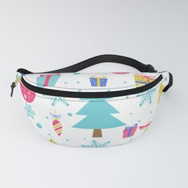 Christmas, Merry , Fanny Pack