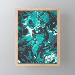 GALLOWDANCE Framed Mini Art Print