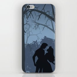 I walked with you once upon a dream (Sleeping Beauty) iPhone Skin