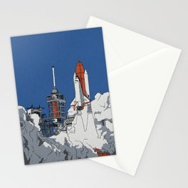 Last Launch Stationery Cards