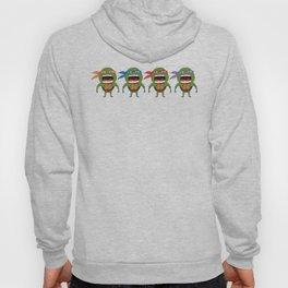 Screaming Turtles Hoody