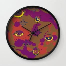 U-Watching Design  Wall Clock