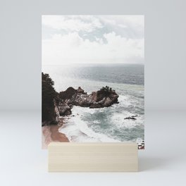 Wild Beach 2 Mini Art Print