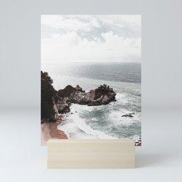 Wild Beach 2 Mini Art Print