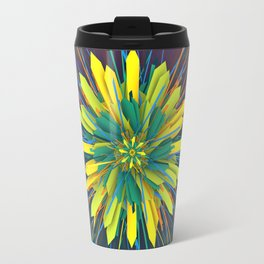 SunZun Flower Travel Mug