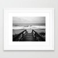 north carolina Framed Art Prints featuring North Carolina by JRphotography