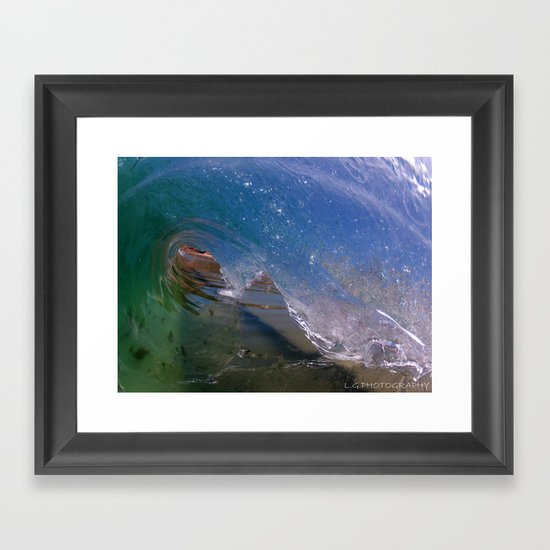 california dreamin Framed Art Print