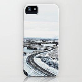 Near Myvatn iPhone Case