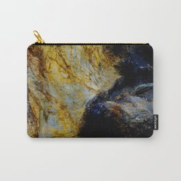 Blue Hymn Carry-All Pouch