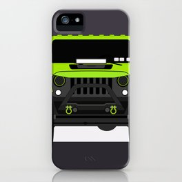 Project Easily 'Hyper Green' iPhone Case