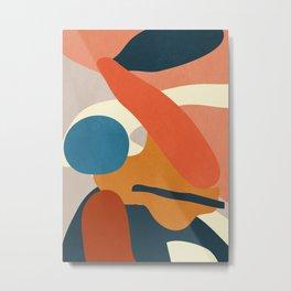 Abstract Art 43 Metal Print