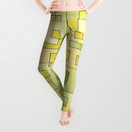 "Proto pattern n 2 ""fresh lemonade"" Leggings"