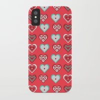 valentine iPhone & iPod Cases featuring Valentine by Heaven7