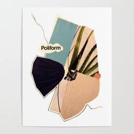 Poliform Poster