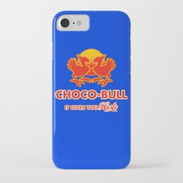 Final Fantasy VII - Choco-Bull Energy Drink iPhone Case
