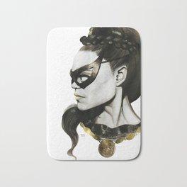 Eartha Kitt IS Catwoman Bath Mat