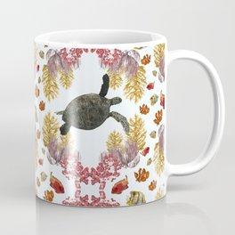 Coral Diamonds Coffee Mug