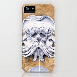 Piazza Frescobaldi iPhone Case