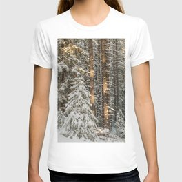 lonely pine T-shirt