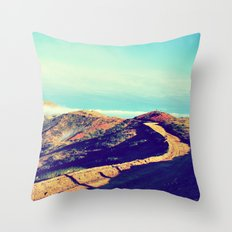 Catalina 2 Throw Pillow